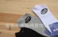 特价处理外贸男女船袜子黑白灰三色